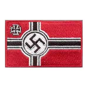 Nazi Battle Flag Patch