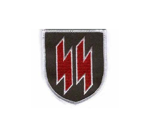 SS Shield Patch