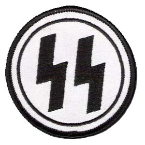 SS Circle Patch