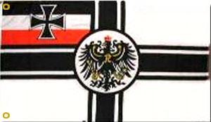 German WWI Imperial Flag
