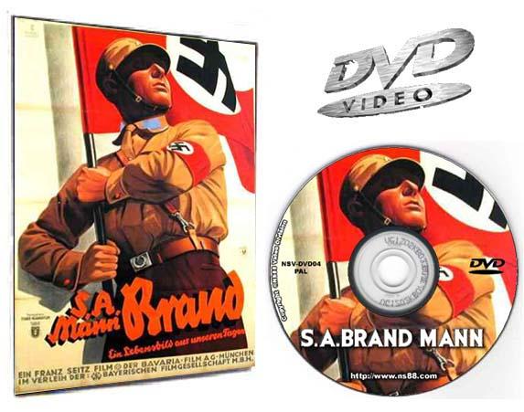 S.A. Mann Brand DVD