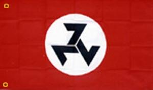 Afrikaner Resistance Movement Flag