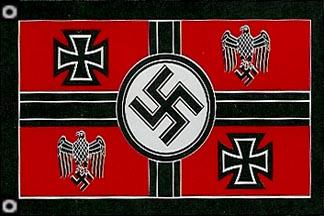 Wehrmacht Commander In Chief Flag