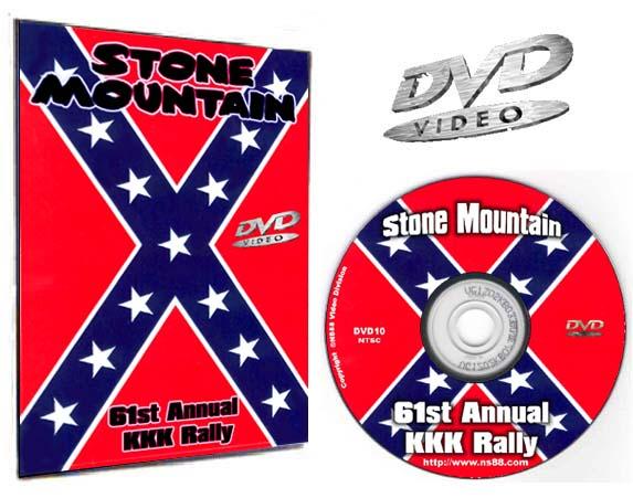 Stone Mountain KKK Rally