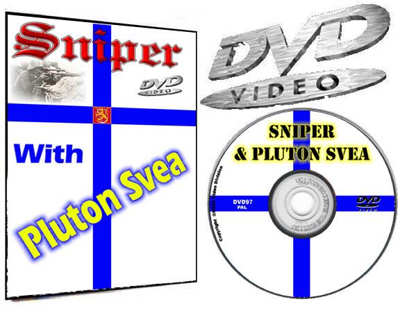Sniper & Pluton Svea DVD