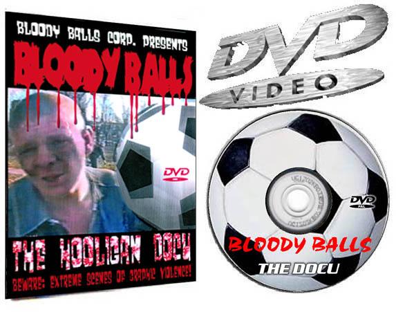 Bloody Balls DVD