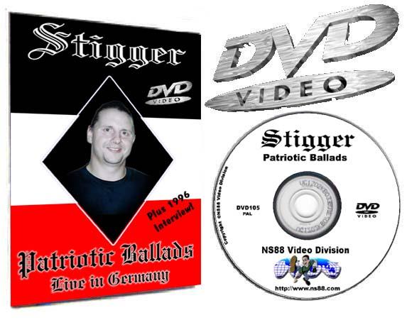 Stigger Patriotic Ballads