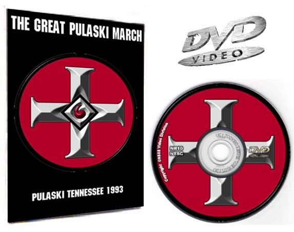 Pulaski  kkk March DVD video