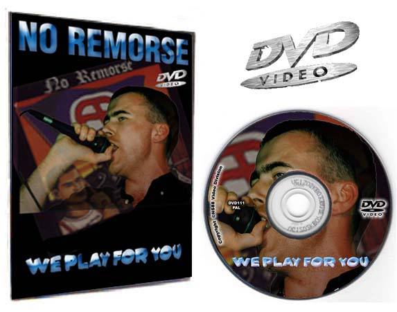 No Remorse DVD