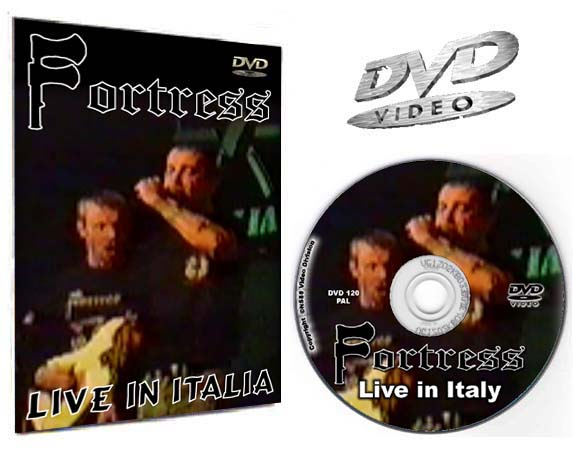 Fortess live in Italy