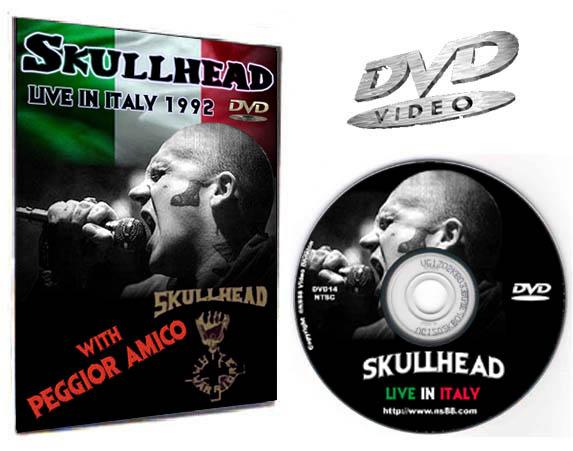 Skullhead and Peggior Amico