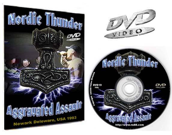 Nordic Thunder DVD