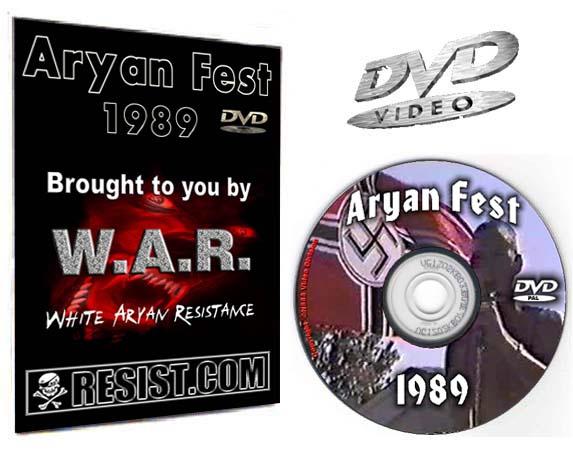 Aryan Fest 1989