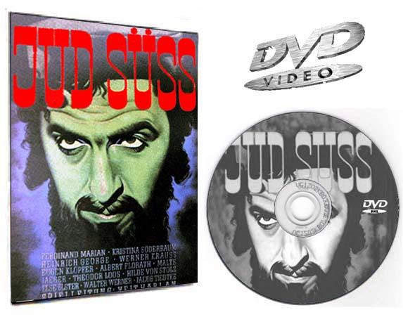 Jud Suss DVD