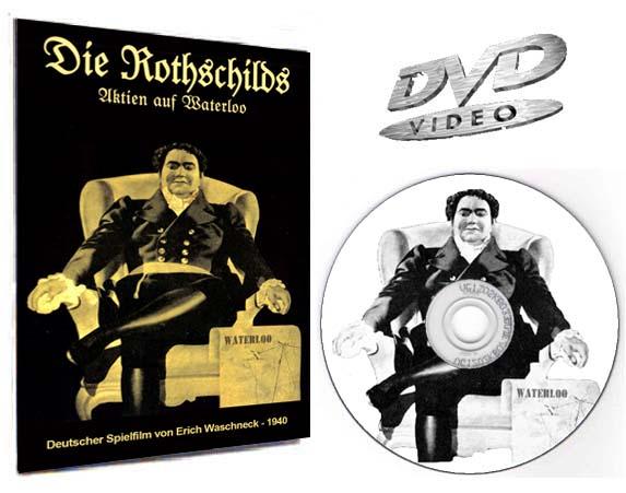 Die Rothschilds - Aktien auf Waterloo
