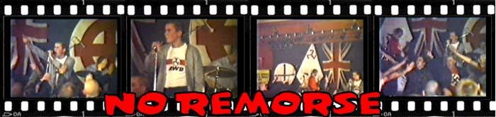 No Remorse London 1988