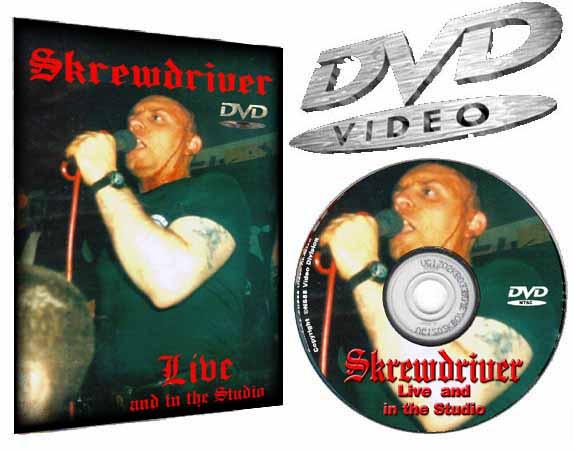 Skrewdriver ISD03 DVD