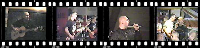 skrewdriver dvd 4 venue screen captures