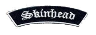 skinhead patch