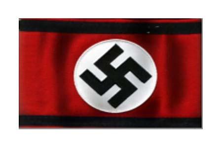 SS Swastika armband