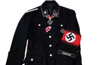 German Nazi SS Armband