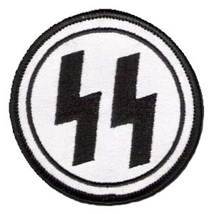 SS Circle Patch